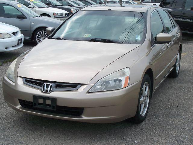 2004 Honda Accord WGN Manual (GS)