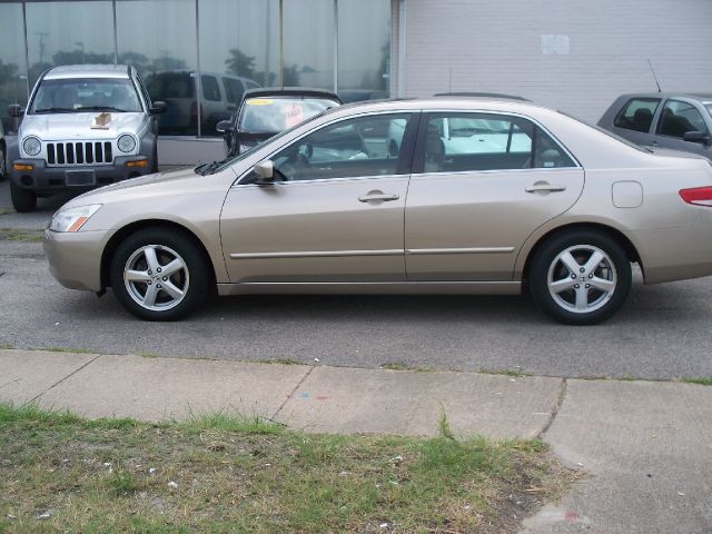 2004 Honda Accord WGN Manual (GS)