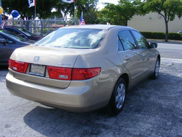2005 Honda Accord 2dr Reg Cab 120.5 WB