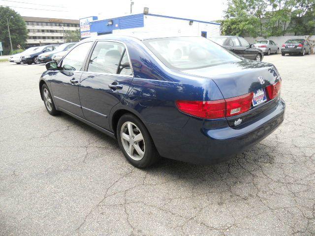 2005 Honda Accord 3.5L RWD
