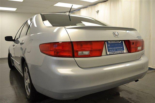 2005 Honda Accord 2dr Cpe Auto