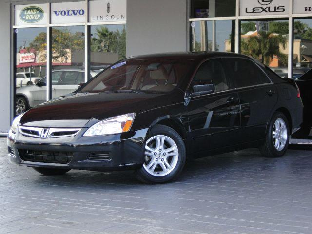 2007 Honda Accord LS 2WD