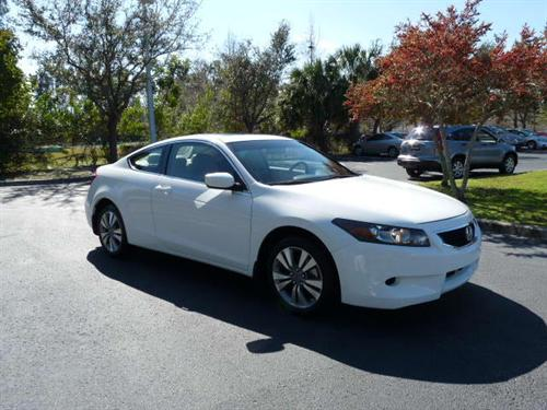 Used honda accord 2 door i4 automatic ex l 2008 details for 09 2 door honda accord