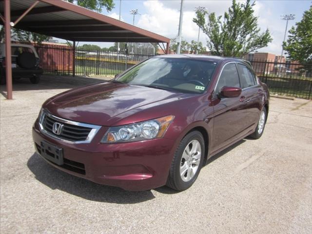 2009 Honda Accord SXL