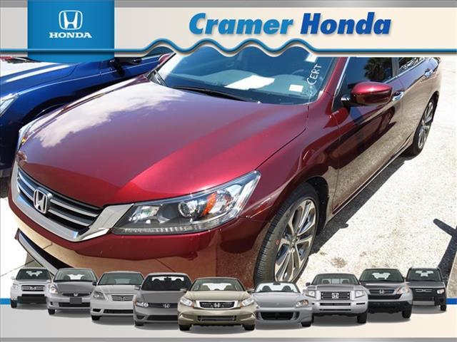 2013 Honda Accord Xltturbocharged
