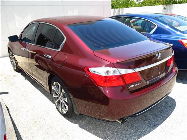2013 Honda Accord Xltturbocharged