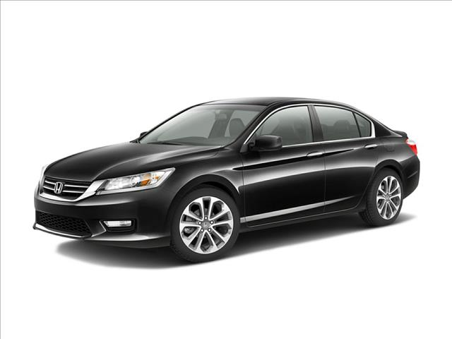 2014 Honda Accord Xltturbocharged