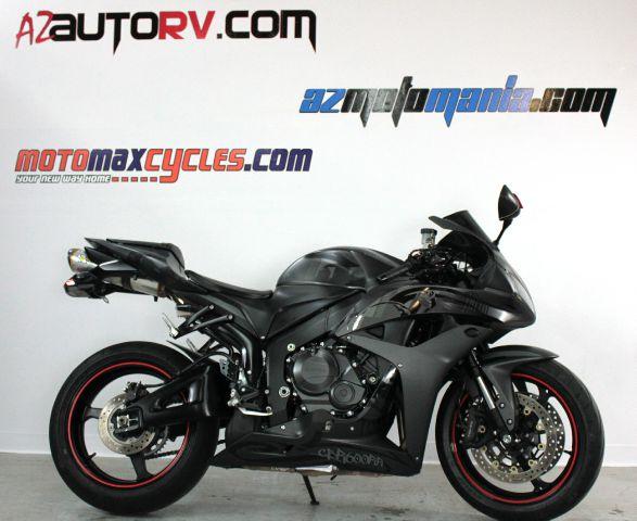 2008 Honda CB600RR Unknown