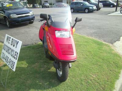 2007 Honda CN250