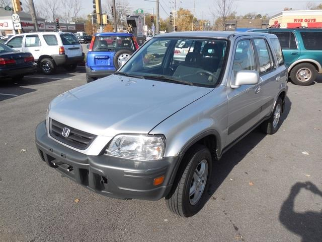 2001 Honda CR-V Open-top