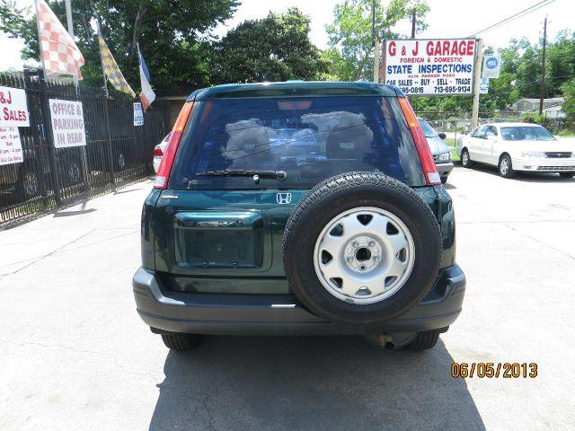 2001 Honda CR-V 4x4 Styleside Lariat