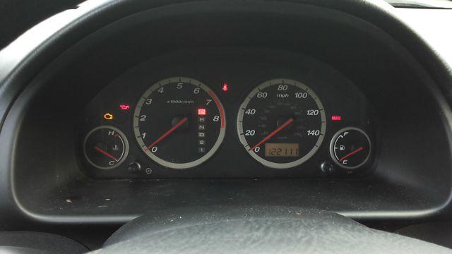 2003 Honda CR-V Slk55 AMG