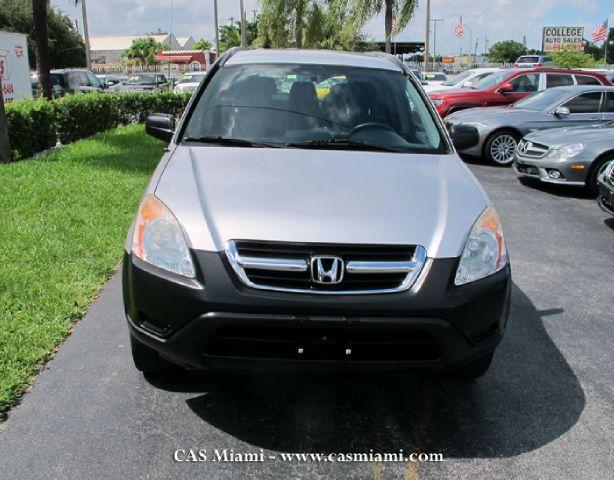 2004 Honda CR-V GT Coupe 2D