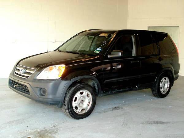 2005 Honda CR-V QUAD CAB SLT 2WD PK
