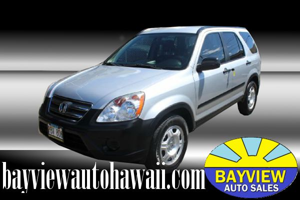 2006 Honda CR-V XL W/bench Seat