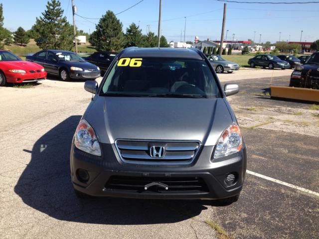 2006 Honda CR-V CREW CAB