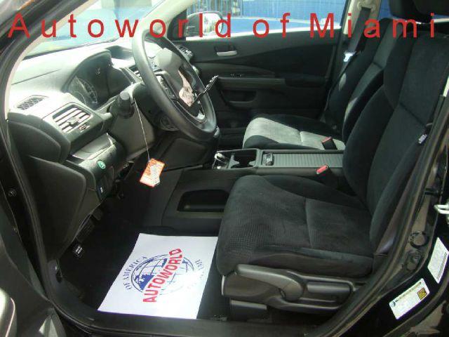 2012 Honda CR-V Riviera