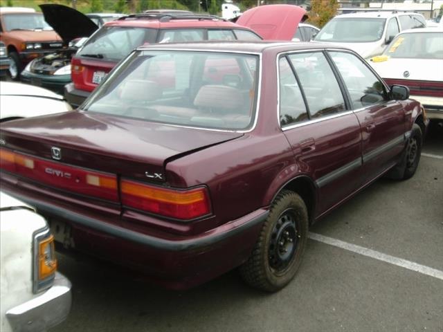 1990 Honda Civic Clubman Base