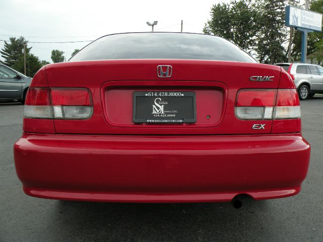 1999 Honda Civic 4DR SE
