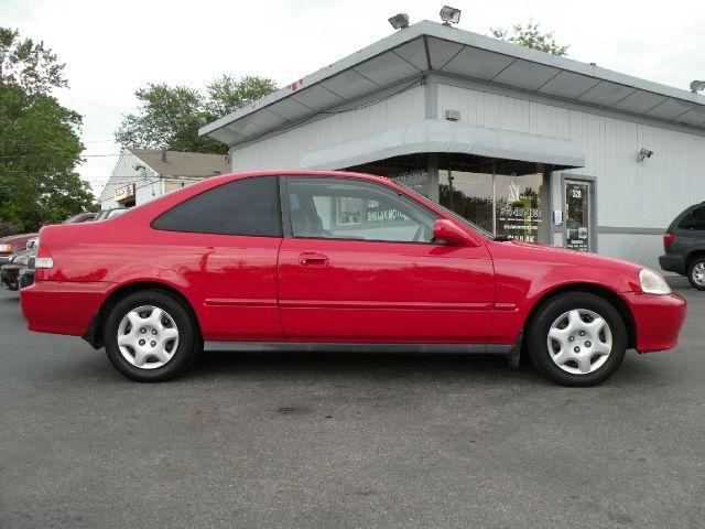 1999 Honda Civic 4DR SE