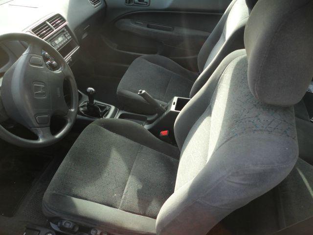 2000 Honda Civic 4DR SE
