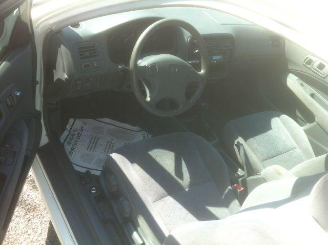 2000 Honda Civic Open-top
