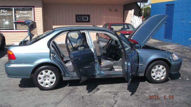 2000 Honda Civic SLT 3rd Seat V8