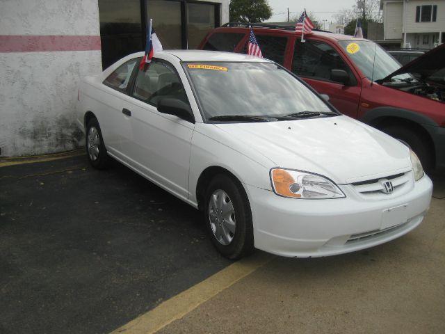 2001 Honda Civic Sel...new Tires