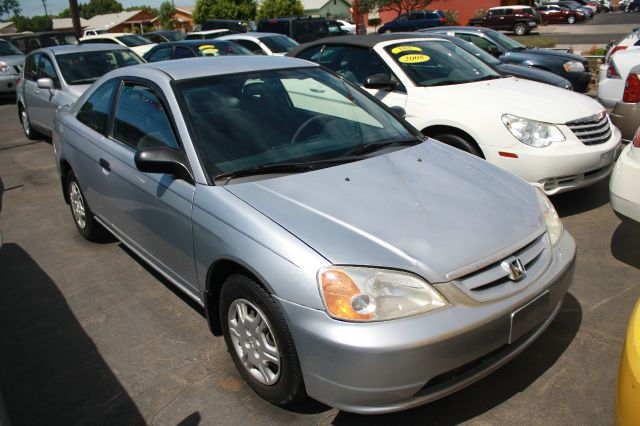2001 Honda Civic 3.0L Bluetec Diesel