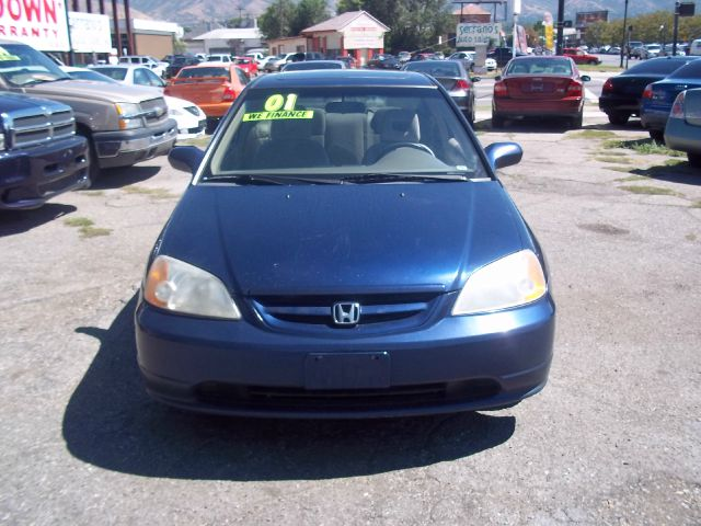 2001 Honda Civic 4DR SE