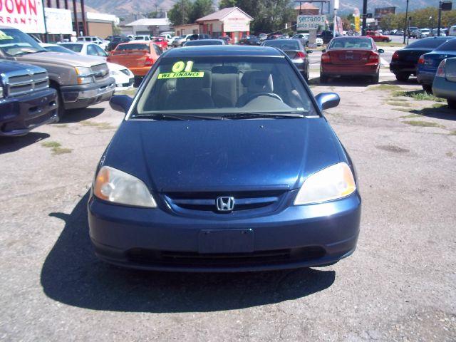2001 Honda Civic 4DR SE