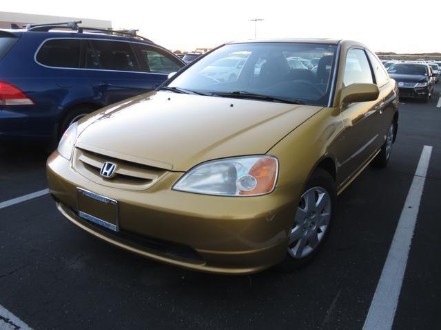 2001 Honda Civic Open-top