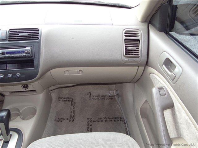2001 Honda Civic GTC