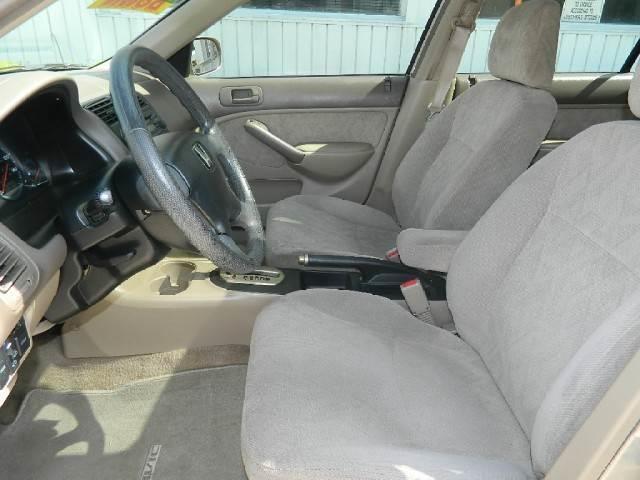 2001 Honda Civic 4x4 Z85 Extended CAB