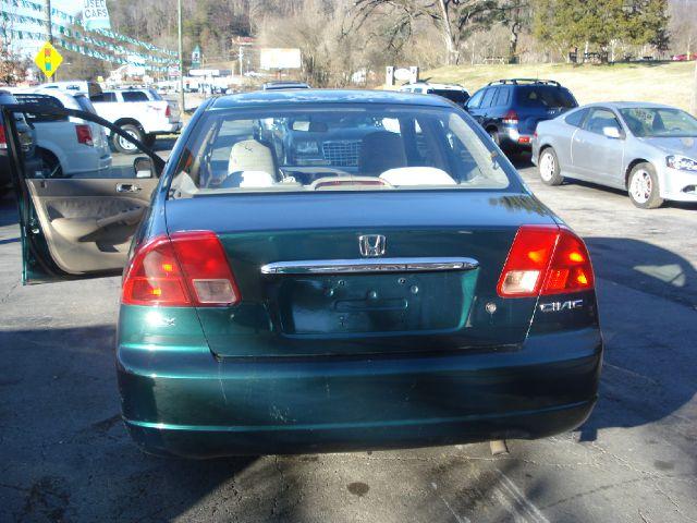 2002 Honda Civic GTC
