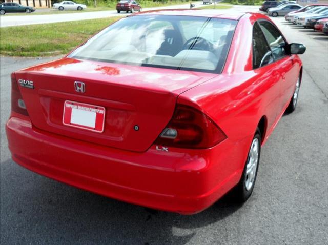 2002 Honda Civic Fleet Z85