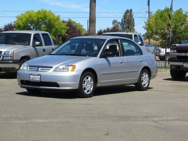 2002 Honda Civic Elk Conversion Van