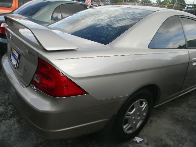 2002 Honda Civic Sel...new Tires