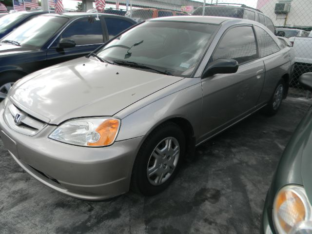 2002 Honda Civic Sel...new Tires