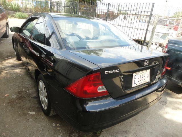 2002 Honda Civic 4DR SE