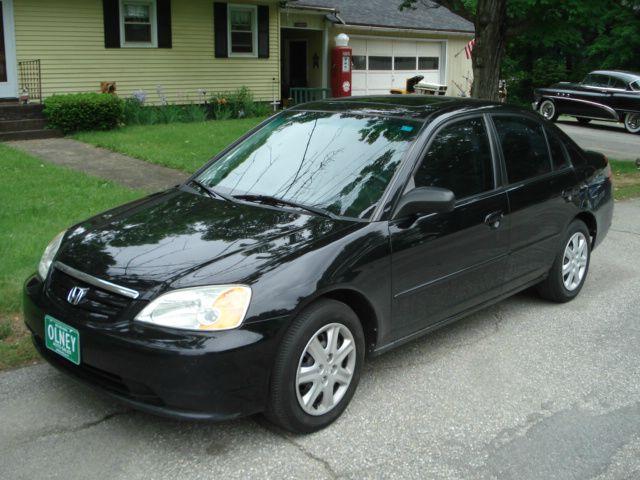 2003 Honda Civic T6 - AWD -navi 7 Passenger