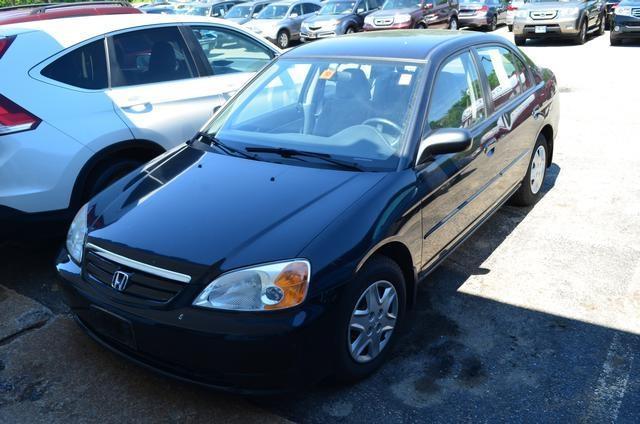 2003 Honda Civic 4DR SE (roof)