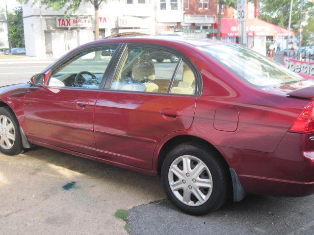 2003 Honda Civic BASE LE SE XLE