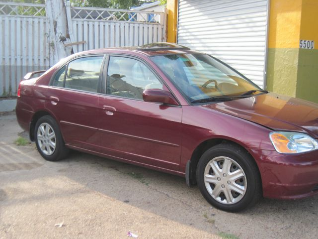 2003 Honda Civic BASE LE SE XLE