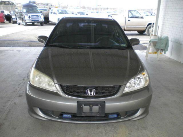 2004 Honda Civic 2dr Reg Cab 120.5 WB
