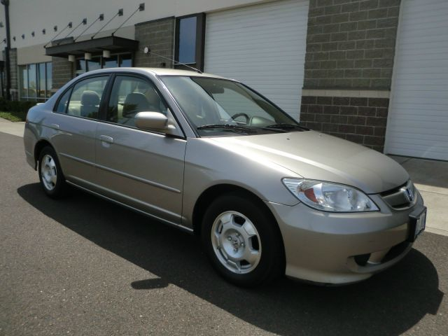 2004 Honda Civic Custom (gladbrook) Sedan
