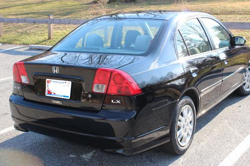 2004 Honda Civic Unknown