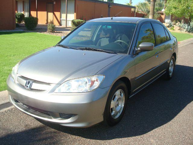 2005 Honda Civic 4dr Limited 4WD