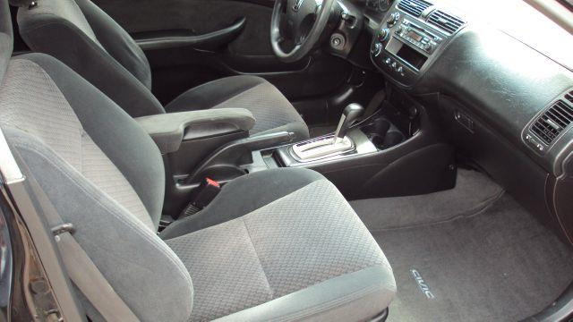 2005 Honda Civic Limited Edition 4WD