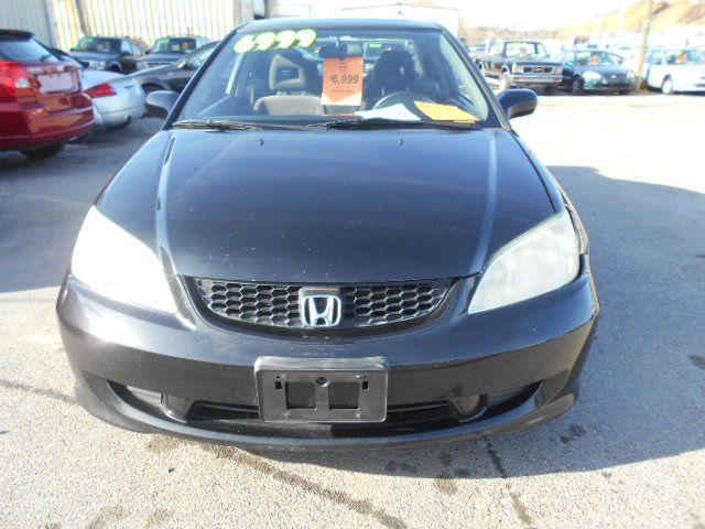 2005 Honda Civic 2dr Reg Cab 120.5 WB